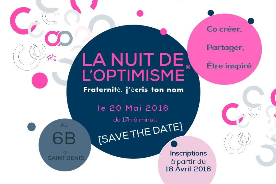 Nuit de l'optimisme 2016